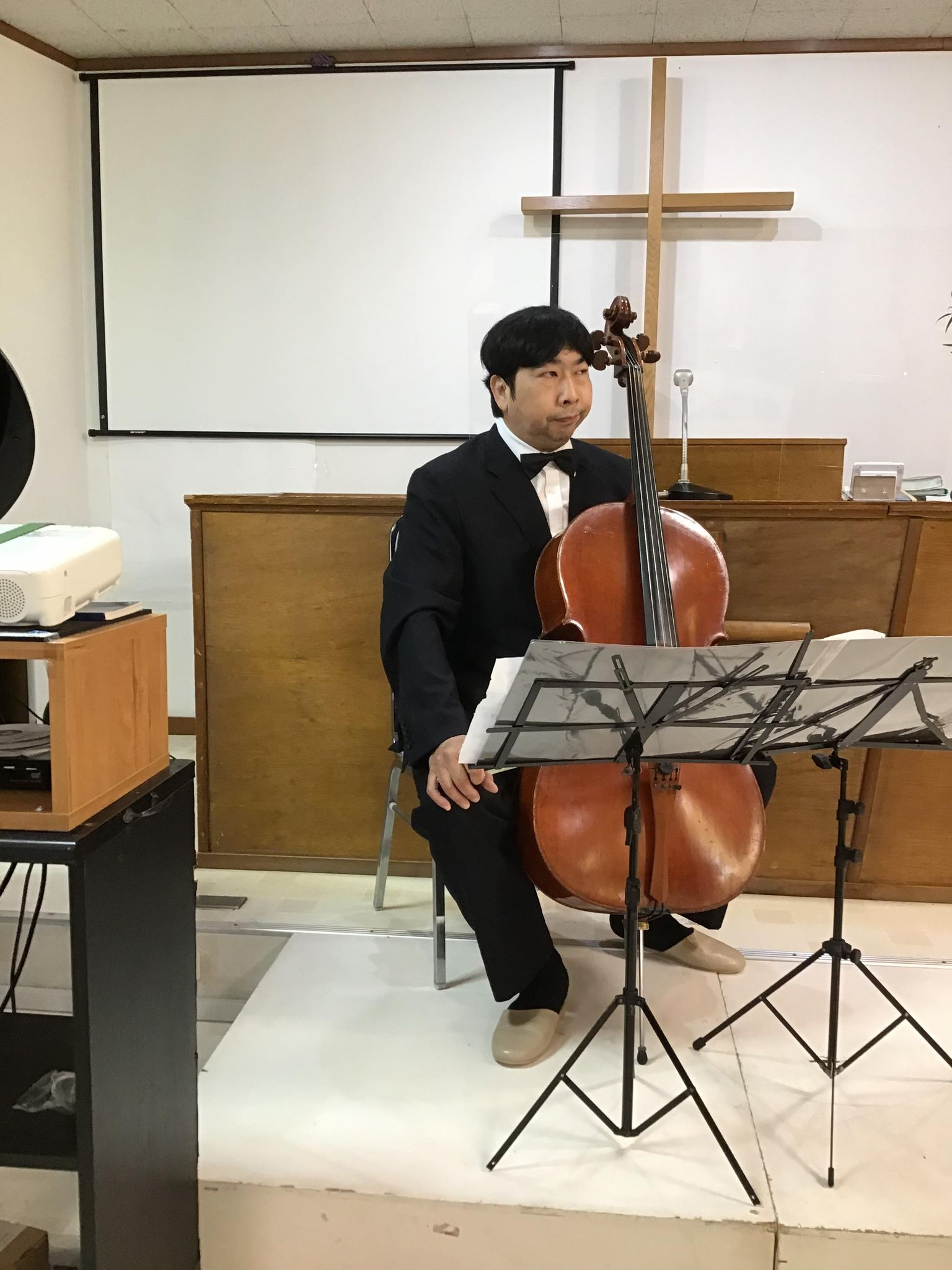 祈り会(午前) @ 仙台福音自由教会